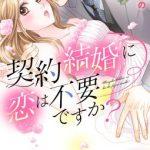 契約結婚をTL漫画に!賀川あいのが描くストーリーにキュン!!